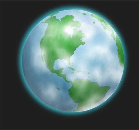 earth drawing cartoon painting