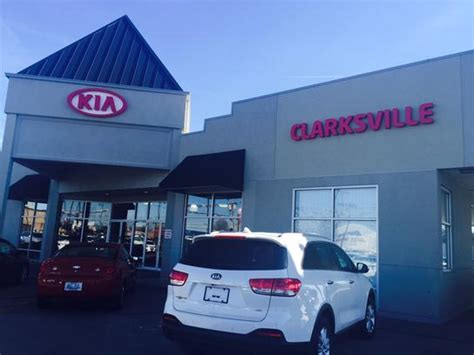 Kia Of Clarksville Kia Of Clarksville Car Dealership In Clarksville In 47129