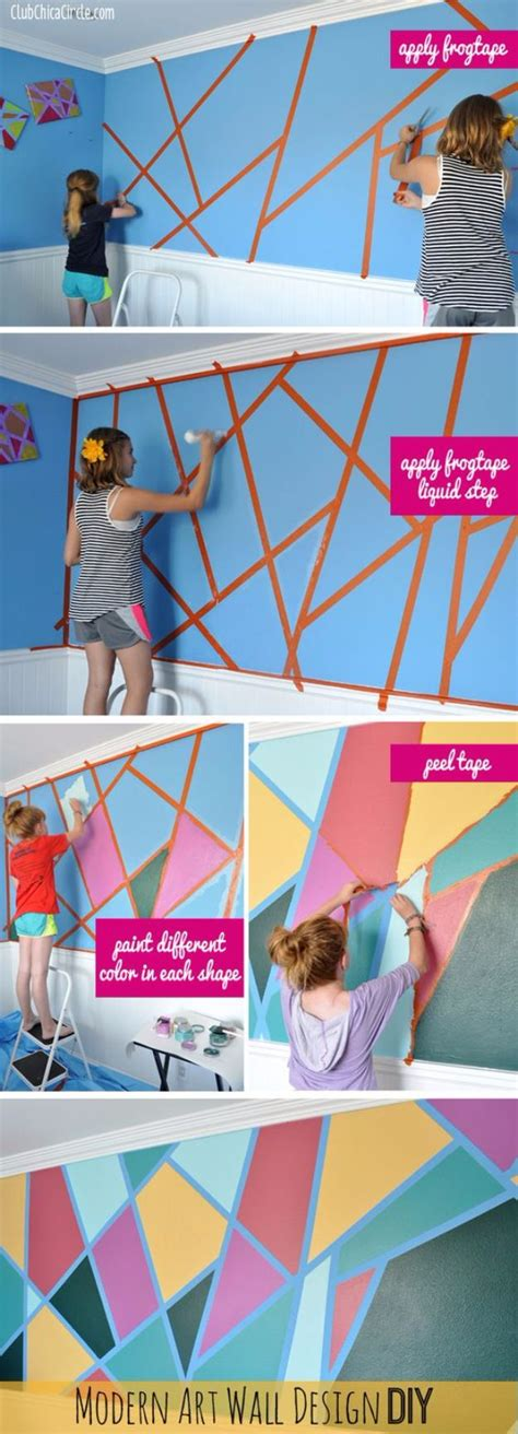 Cool Ways To Paint A Room by 34 Cool Ways To Paint Walls Bedroom Paint Walls