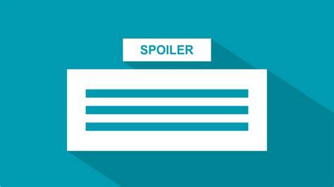 membuat spoiler html cara membuat spoiler keren pada postingan blog prodeku