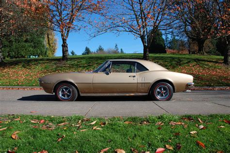what was the last year for pontiac 1967 pontiac firebird ho same owner for the last 42