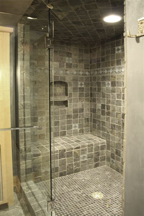 tile showers with seats ready shower bench openpoll me
