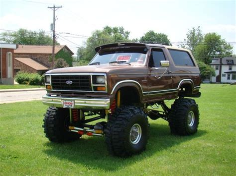 83 Ford Bronco Find Used 1983 Ford Bronco Quot Truck Quot 15 Quot Lift In La