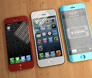 Image result for iPhone 5C Red