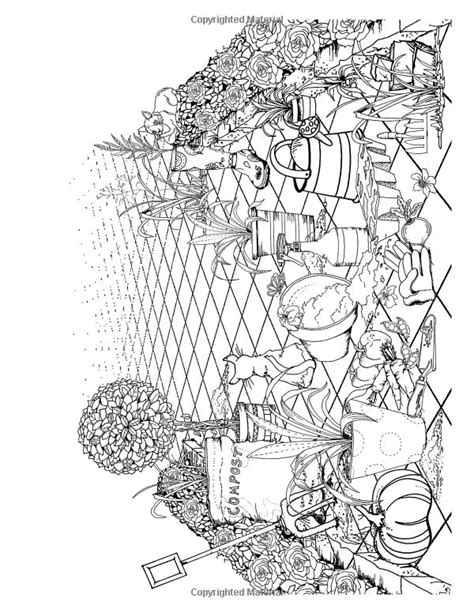 blank garden coloring page 17 best images about blank pages on pinterest