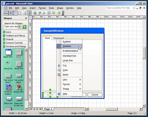 forms design software stupidapp howto create vector application mockups using visio illustrator
