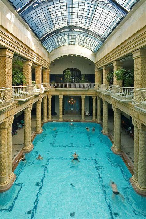 budapest bagni gellert gellert bath baths budapest