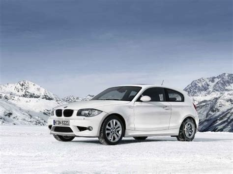 bmw snow chains bmw 1 series 3 door aerodynamic package snow chains v