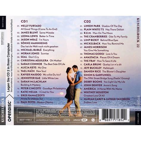 kuschelrock lovesongs of the 80 s kuschelrock vol 22 cd1 mp3 buy full tracklist