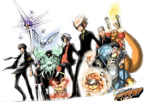 Katekyo Hitman REBORN!   Amano Akira   Image #233500