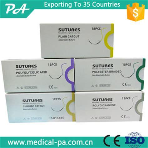 Suture Needle Hecting Eye Remedy Per Box disposable types of suture needles buy types of suture needles suture needles surgical