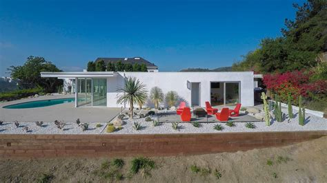 five midcentury modern homes from east hton to bel air