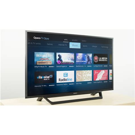 Tv Led Sony W 650d sony w650d 55 inch led tv big ed