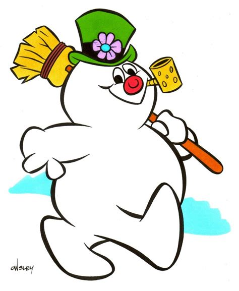 frosty the snowman clipart frosty the snowman clipart clipartsgram