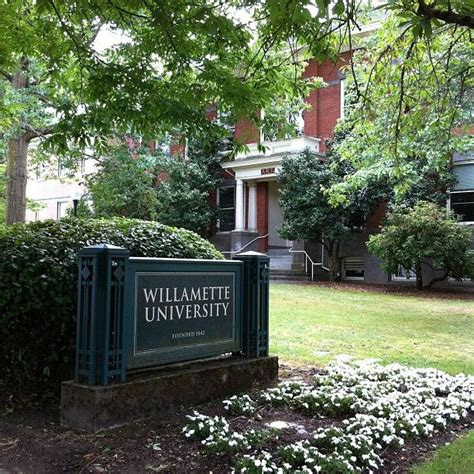 Of Willamette Mba by 9 Best Images About Willamette On