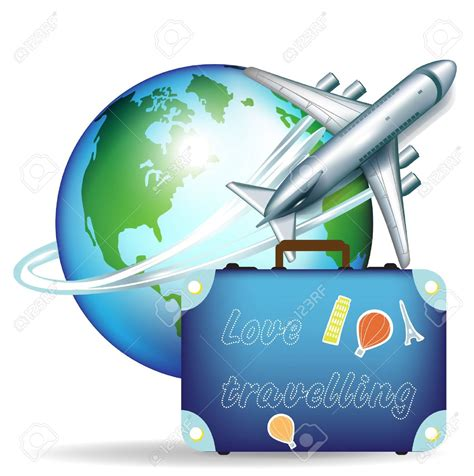 clipart viaggi travel clipart globe pencil and in color travel clipart