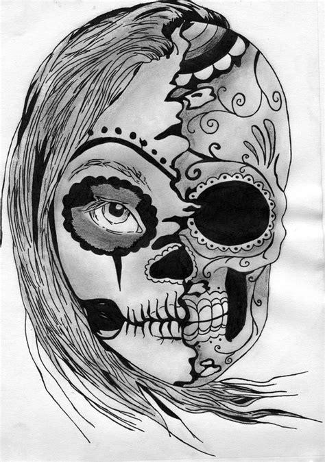 evil woman tattoo designs 23 best skull designs images on