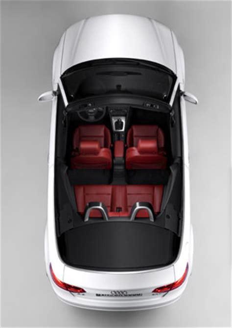 Audi Tt 4 Sitzer by Audi A3 Cabriolet Autosieger De
