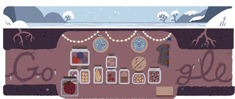 spring equinox google doodle when does the season really winter solstice 2017 google doodle marks the shortest day