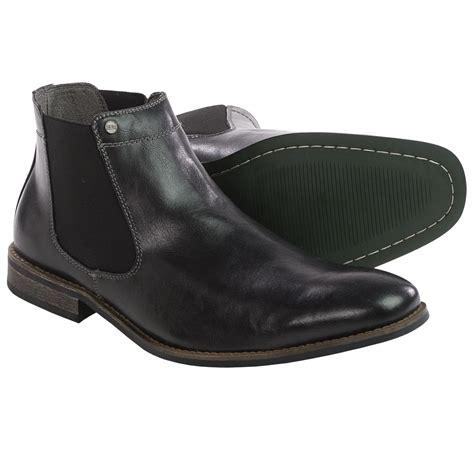steve madden chelsea boots steve madden ryott chelsea boots for 110kx save 71