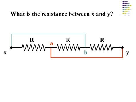part g what is the equivalent resistance of the resistor network what is the approximate equivalent resistance of the five resistors shown in the circuit 28