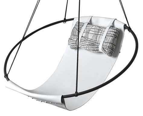 hanging chair swing sling hanging swing chair white contemporary