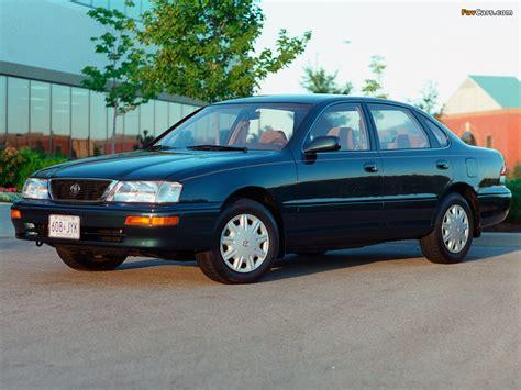 98 Toyota Avalon Toyota Avalon Mcx10 1995 98 Images 1024x768