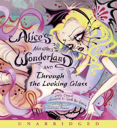 libro alices adventures in wonderland libro fm alice s adventures in wonderland and through the looking glass audiobook