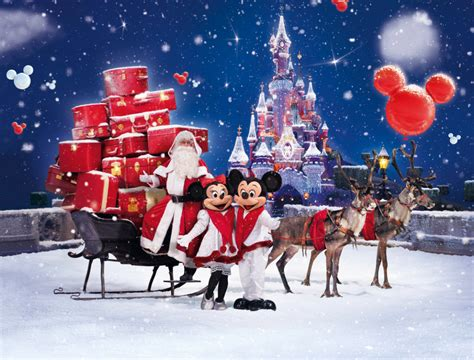 wallpaper disney kerst beleef magische nachten en vier de kerst in disneyland