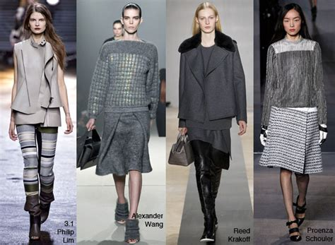 fashion grey must have it s all about grey on grey style etcetera