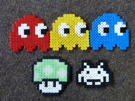 hama how to use how to make pacman ghosts more hama tutorial