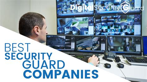 best security company best security guard companies security king