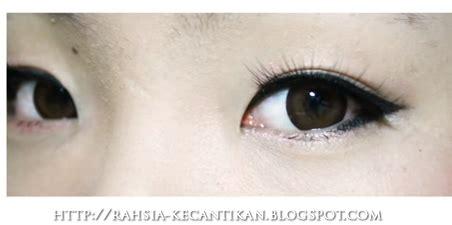 tutorial make up mata orang korea rahsia kecantikan wanita make up tutorial solekan mata