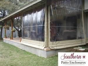 outdoor patio enclosures residential clear vinyl patio enclosure curtains by
