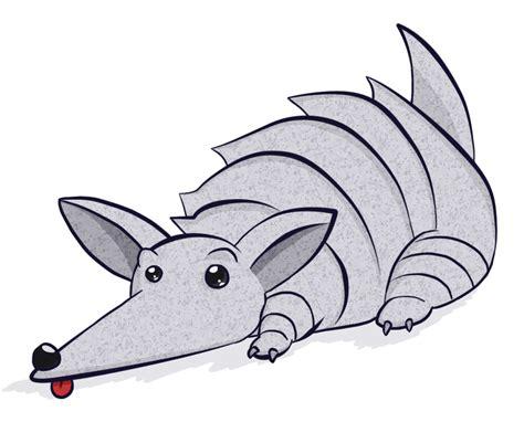 recursos  actividades  educacion infantil dibujos  colorear de armadillos