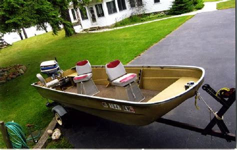lund boats built muskiefirst restoration old lund boat build 187 muskie