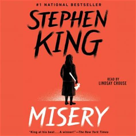 summary it by stephen king books listen to misery by stephen king at audiobooks