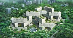 Appartments In Singapore by The Interlace Singapore Evolo Architecture Magazine