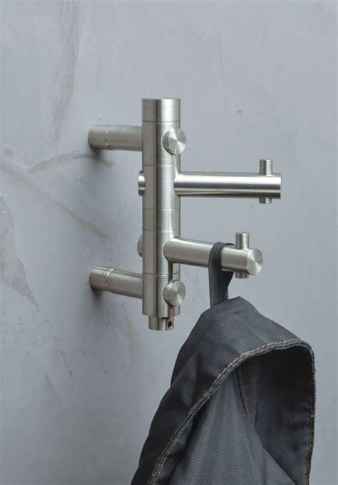 phos edelstahl phos edelstahl handtuchhalter mit 2 haken handtuchhalter