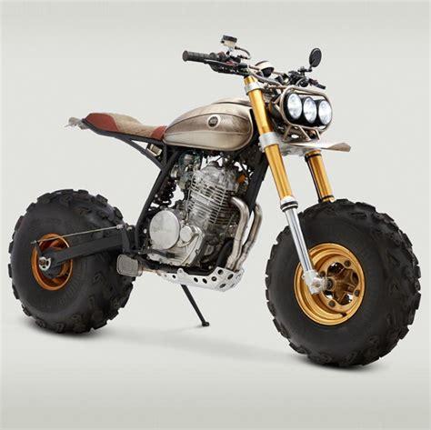 designboom wheel classified moto bigwheel 650 custom 1996 honda xr650l