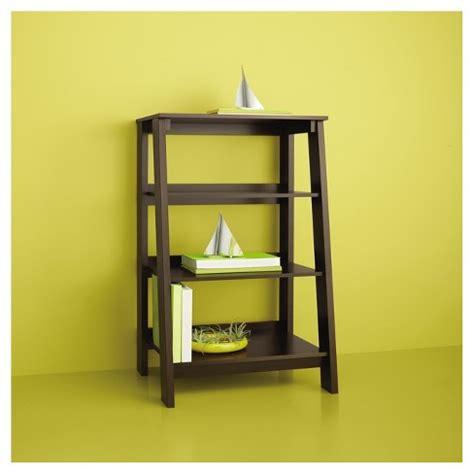 5 shelf trestle bookcase 3 shelf trestle bookcase room essentials target