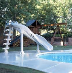 rutsche schwimmbad x inground swimming pool slide