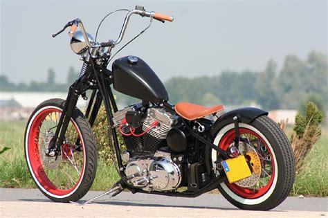 Classic Motorräder Schweiz by 93er Sporti Umbauen Auf Bobber Ja Nein Harley Davidson