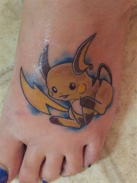 raichu by moka chan115 on deviantart