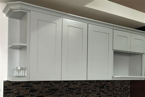 maple shaker cabinets grey maple shaker cabinets