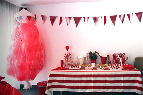 birthday party decorations photograph katabolic designs bl red colour birthday party ideas photo 6 of 10 catch my