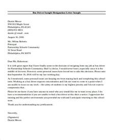 Resignation Letter For A In School 7 Sle School Resignation Letter Free Sle Exle Format