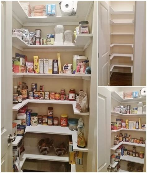 kind  pantry shelves