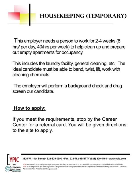 house keeping jobs housekeeping job description resume for housekeeping supervisor inspirenow