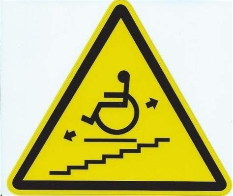 Stiker Horn Warning Sign 4 5inx4in wheel chair lift warning sign decal sticker window signs decals stickers stickertalk 174